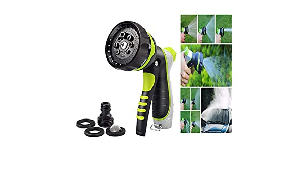 Amazon.com: LQFLD Garden Hose Nozzle Water Sprayer Heavy ...