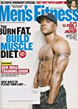 img - for Men's Fitness August 2008 MF Icon LL Cool J Still Jacked! book / textbook / text book