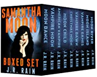 Samantha Moon by J.R. Rain ebook deal