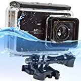 First2savvv XM2-FSK-CM-01 30M Touch screen back door Waterproof Housing Diving Swimming Protective case cover for Yi 4K+ .Yi Discovery .Yi Lite .Yi 4K Plus Xiaoyi yi 2 4k action camera