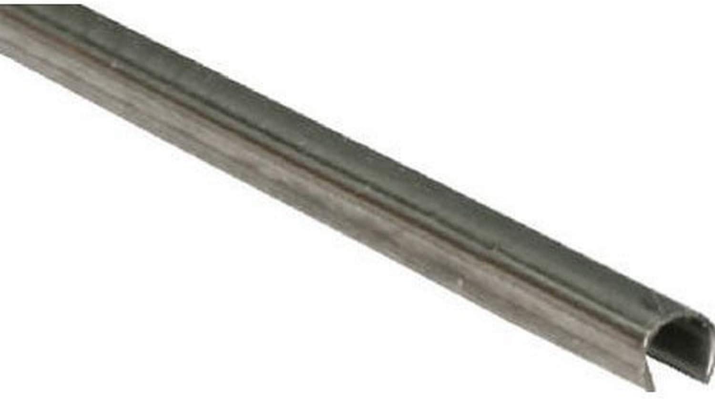 Slide-CO pl 15576 puerta corredera de patio de acero inoxidable reparación pista: Amazon.es: Bricolaje y herramientas