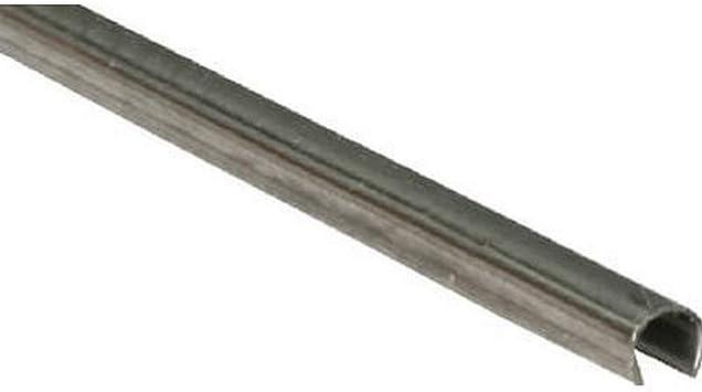 Slide-CO pl 15576 puerta corredera de patio de acero inoxidable ...