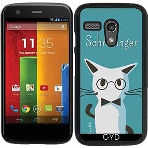 Funda para Motorola Moto G (Generation 1) - Schrodinger by Asmo