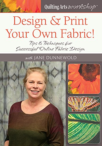 Design Shop Fabric (Design and Print Your Own Fabric: Tips and Techniques for Successful Online Fabric Design)