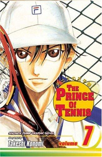 Read Online The Prince of Tennis, Vol. 7 pdf