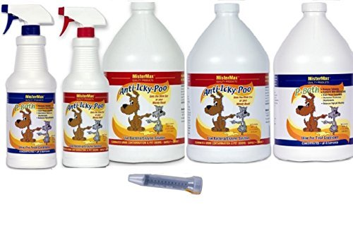 ANTI ICY POO PRO KIT PLUS - Icky Poo Anti Kits