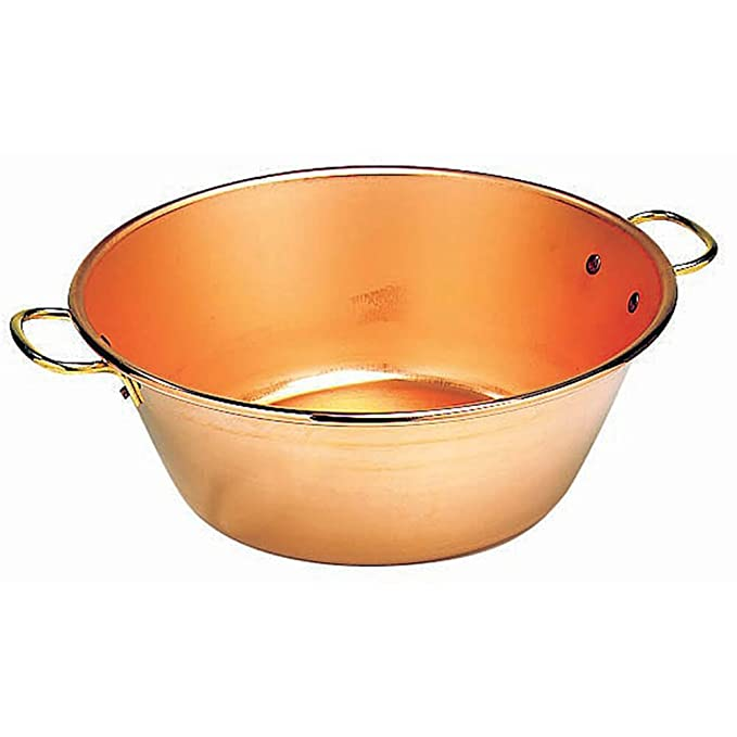 Matfer Bourgeat 303036 Bourgeat Copper Jam Pan