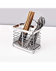 304 Stainless Steel Kitchen Counter Top or Wall Mount Organizer