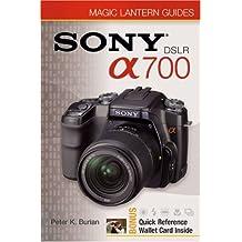 Magic Lantern Guides: Sony DSLR A700