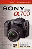 Sony DSLR A700, Peter K. Burian, 1600593062