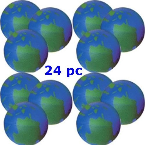 Earth Day squeeze balls classroom set