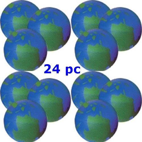 Earth Squeeze Balls World Globe