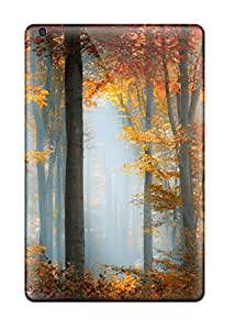 David R. Spalding's Shop Flexible Tpu Back Case Cover For Ipad Mini - Forest