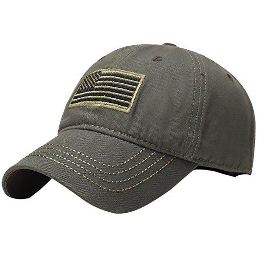 verde Bandera Gorra Sombrero USA Beisbol Sombrero de de 2 Memorial Aesy Americana de Thin Blue Hat Ejercito Sol Line pwTxnXAfXd