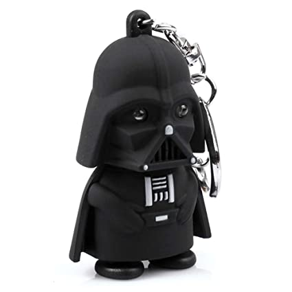YiYueTrade Creativo Star Wars Negro Warrior Cartoon LED ...