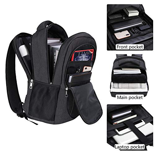 d45154e99aae SHOPUS | Business Laptop Backpack,IIYBC Anti-Theft Travel Backpack ...
