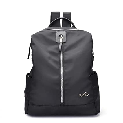 GAOJIAN Moda mochilas bolsa de viaje ocio de doble bolsa de hombro chica lona de senderismo ...