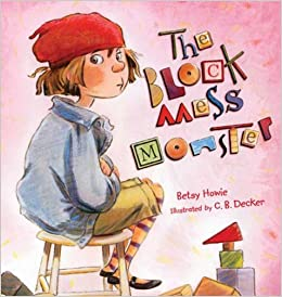Book The Block Mess Monster