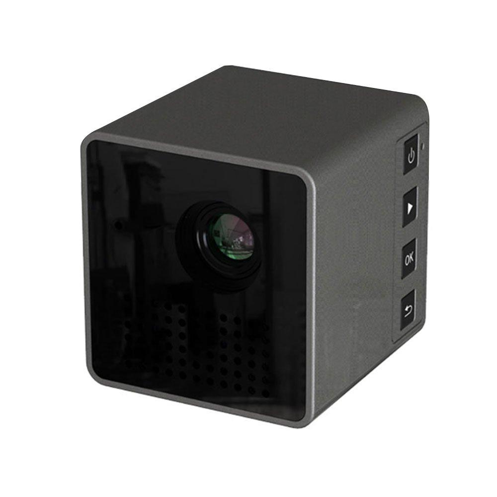 Amazon.com: Mini Projector,Portable UNIC P1 LED 30 Lumens ...