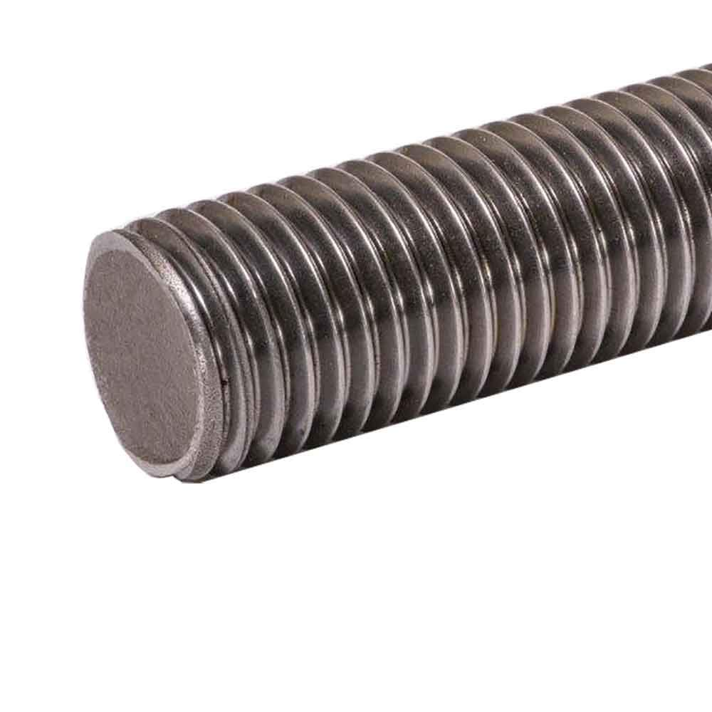 5 Pack Size: 3/8-16 Online Metal Supply Zinc Plated Steel Threaded