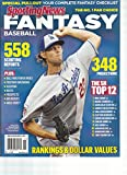 img - for Sporting News Fantasy Baseball 2015 book / textbook / text book
