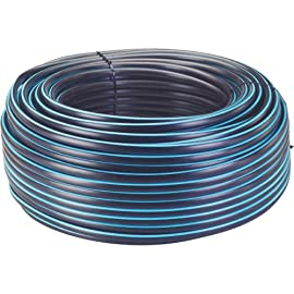 blue stripe drip tubing