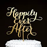 Wedding Cake Topper - Happily Ever After- Soir¨¦e Collection