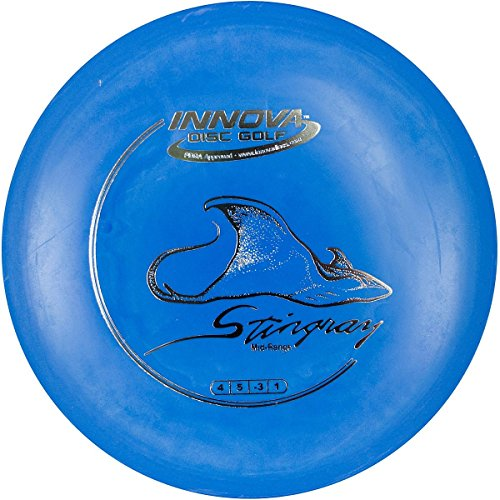 INNOVA DX Stingray MID-Range Golf DISC White 165-169G