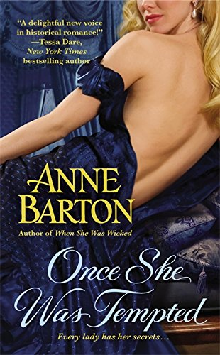 book cover of Once She Was Tempted