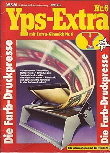 Yps Extra Nr 06 Amazon De Yps Bücher