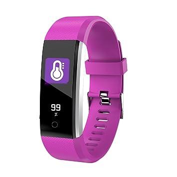 SLONG Reloj Inteligente del Reloj De La Aptitud del GPS Que Funciona con La Frecuencia Cardíaca