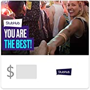 StubHub Gift Cards - Email Delivery