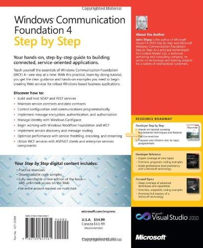 Pro Wcf 4 Practical Microsoft Soa Implementation Pdf