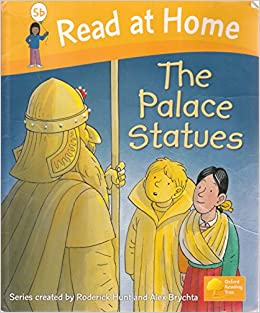 Book The Palace Statues (Oxford Reading Tree)