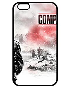 4615902ZJ256246509I6P iPhone 6 Plus/iPhone 6s Plus Case, Company of Heroes 2 Series Hard Plastic Case for iPhone 6 Plus/iPhone 6s Plus iphone case cell phones's Shop