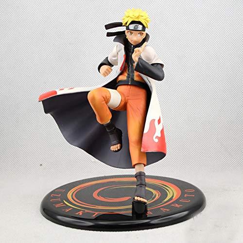 XJRHB Naruto Uzumaki Naruto Hand Anime Modell Souvenir Sammlung Kunsthandwerk