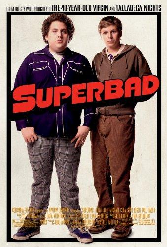 (Superbad 11x17 Movie Poster (2007))