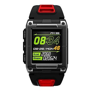 HCWH GPS Sport IP68 Impermeable Natación Reloj Inteligente ...
