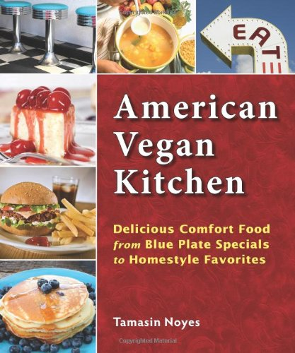 American Vegan Kitchen by Tamasin Noyes