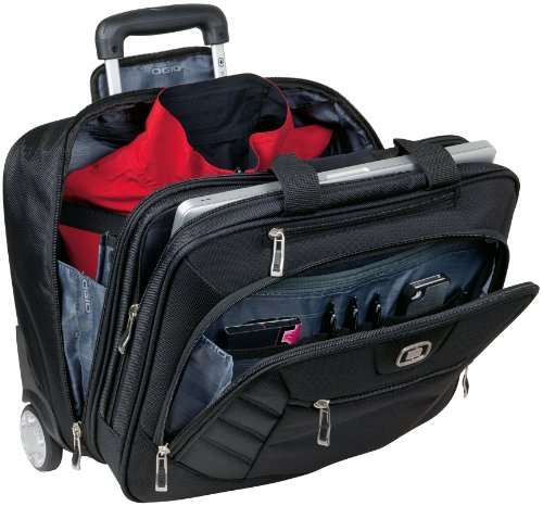 Ogio Lucin Laptop, Tablet, Work Briefcase / Travel Bag wheeled