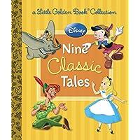 Deals on Disney: Nine Classic Tales Book