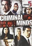 Criminal Minds: Fifth Season [DVD] [Region 1] [US Import] [NTSC]