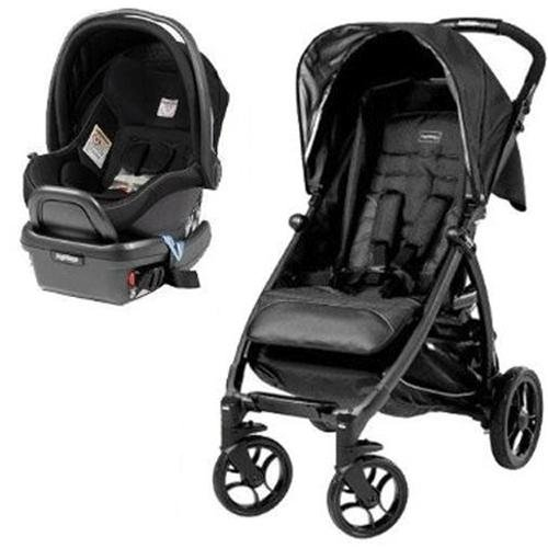 Peg Perego Booklet Travel System, Onyx