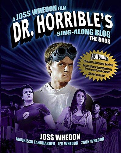 (Dr Horrible's Sing-Along Blog Book)