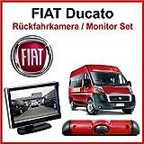 Fiat Ducato Rückfahrkamera / Monitor Set