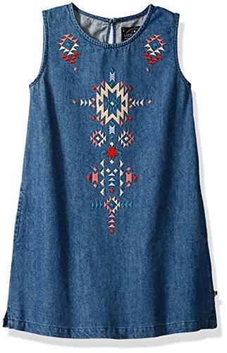4eb2bd12656 Lucky Brand Little Girls  Sleeveless Fashion Dress
