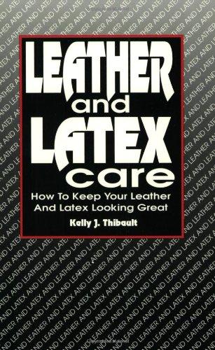 LEATHER & LATEX CARE