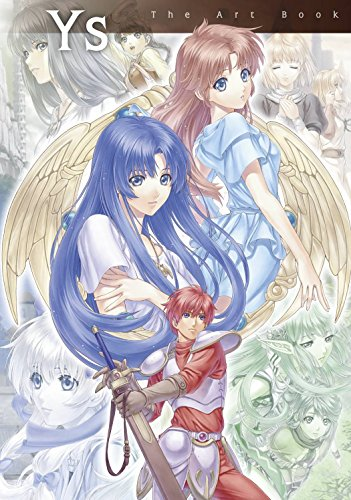 Ys: The Art Book