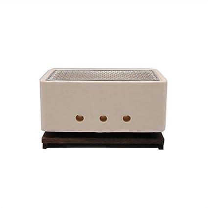 Amazon.com: Portable Ceramic BBQ Table Grill Yakitori ...
