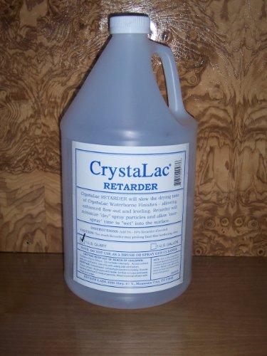 CrystaLac Viscosity Retarder, Quart (Finishes Crystalac)